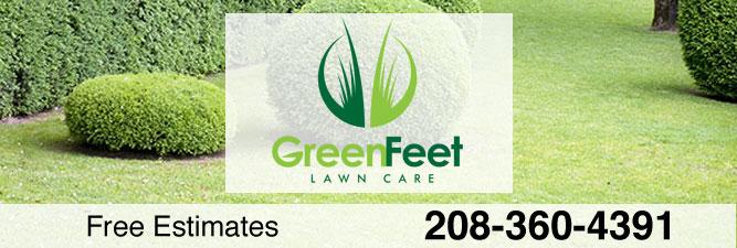 Green Feet Lawn Care, LLC.